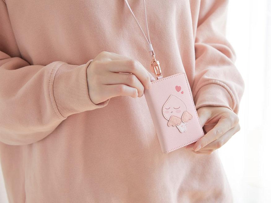 kakaofriends_heartapeach_wallet_necklace-1